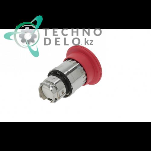 Кнопка аварийная Schneider Electric SNRZB4BS844 для гладильного катка Grandimpianti, Primus и т.д.