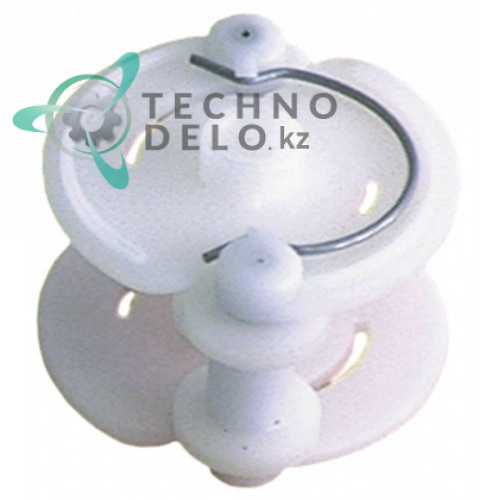 Кулачок роликовый узел дозатора Bores PROTHO / MYBO тип шланга силикон
