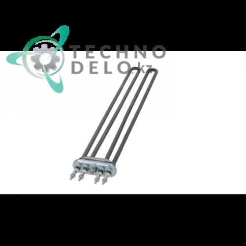 Тэн 4000Вт 230В 4PR342000027 для промышленной стиральной машины Grandimpianti, Primus, Polimatic и др.