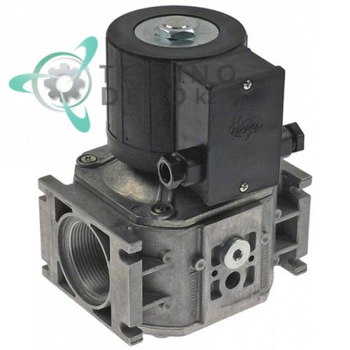 Клапан (вентиль) газовый Brahma BE9 GMOA 230VAC 1 1/2 L111мм H176мм 18814007 CE 63AQ0626