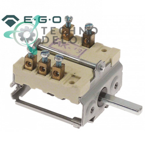 Переключатель EGO 49.24015.000 (4 рабочих положения 2CO последовательность 0-1-2-3)