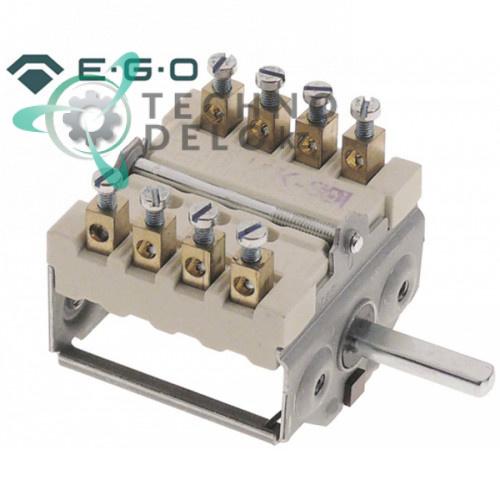 Пакетный переключатель EGO 49.41015.300 / 2-положения 16А