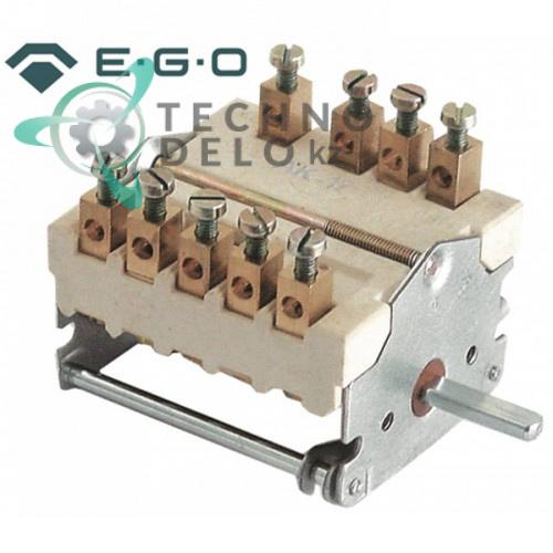 Пакетный переключатель EGO 43.25432.000, 0A2285 для Angelo Po, Electrolux, Zanussi и др.