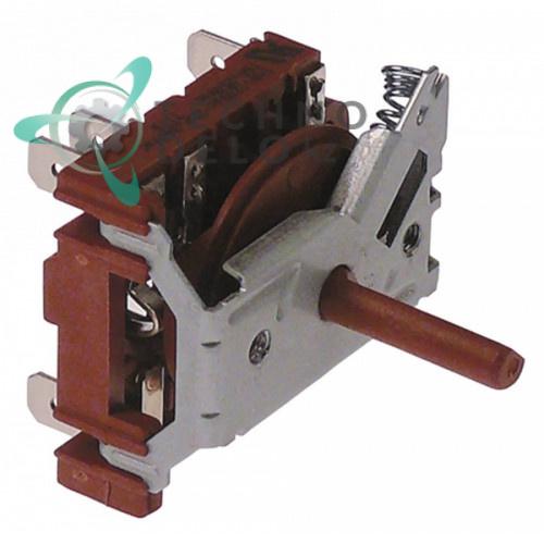 Пакетный переключатель Gottak 3 положения 16А (0E5132, 0K8253, 680306) для Electrolux, Therma, Zanussi и др.