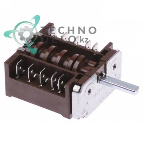 Выключатель кулачковый 0-1 ось ø6x4,6мм 912102 теплового оборудования Hendi, Horeca-Select и др.