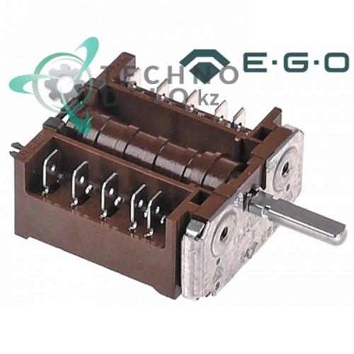Переключатель пакетный X163007 16А EGO 42.03400.009 для оборудования Fagor, Lincat и др.