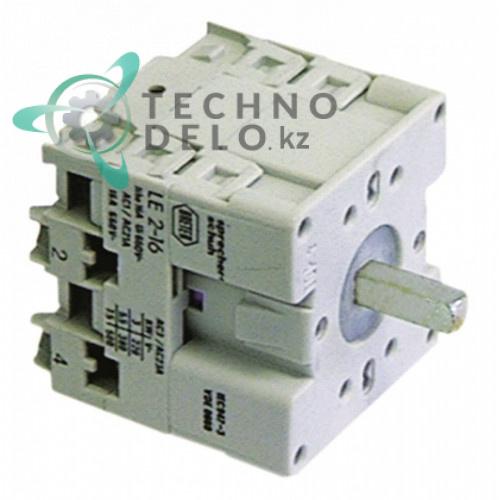 Выключатель Breter 20A 7950 для посудомоечного оборудования ATA AF61, AF88, AL30, AL35, AL40 и др.