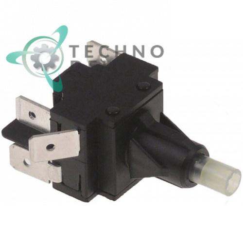 Кнопка универсальная 2CO 250V 16A 0226071 Bartscher, Bertos, Colged и др.