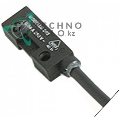 Выключатель электромагнитный 36x13мм 1NO 250В 1А 50Вт провод L-290мм 049226 для Electrolux, Zanussi и др.