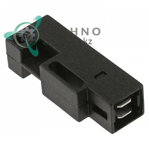 Выключатель электромагнитный 049621 универсальный  к оборудованию Zanussi/Electrolux, Hobart и др.