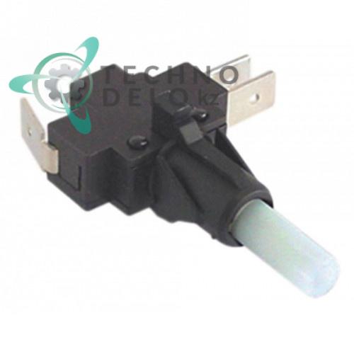 Кнопка 049068 1CO 250V 16A для посудомоечных машин Zanussi/Electrolux 402000 и др.