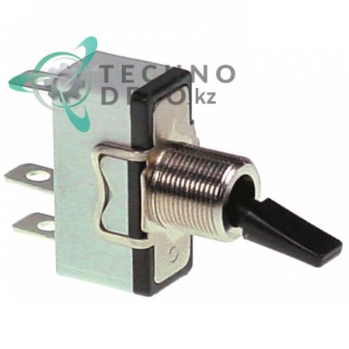 Выключатель (тумблер Z1EL031) M12 1CO ON-ON 086212 для Amatis, Inomak, Scotsman, Simag и др.