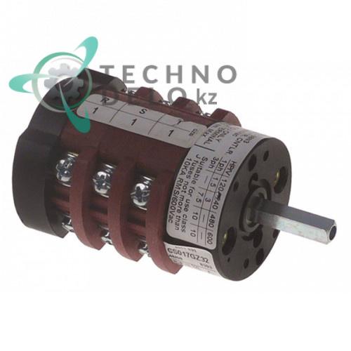 Переключатель Bremas CS017GZ32 0-1-2 400В 17А L400/17 для La-Marzocco FB70, FB80, GB5 и др.
