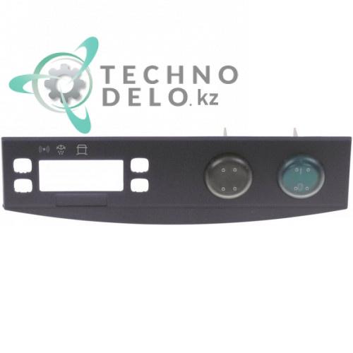 Панель 099307 168x37мм голубая с переключателем ВЛK-ВЫКЛ для Electrolux ADN220/ADN240/C06CFD2I/C06FD2FR и др.