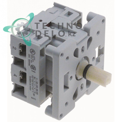 Выключатель Breter LE2-20-1752 0-1 690В 16А 63.7.0852 для CF Cenedese B850, T920, T930 и др.