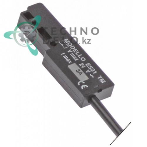 Выключатель электромагнитный E531 DEM203 927056 для Colged, Elettrobar, Eurotec, MBM, Bartscher и др.