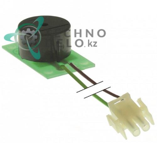 Зуммер 0G1993 59001 для печи Electrolux FCVE10-P/FCVE10PUK/FCVE20-P и др.