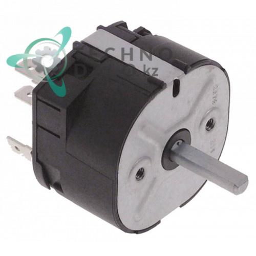 Таймер механический 120 минут 16A 250V TM023, TM011 для конвекционной печей Unox