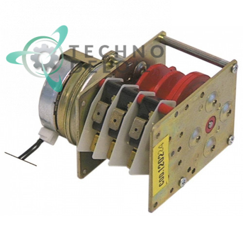 Таймер программатор CEM 60с 230В HH3M16 120224 посудомоечной машины Comenda
