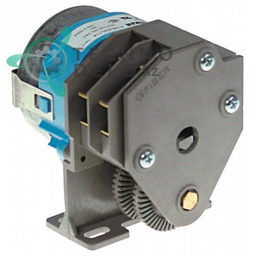 Таймер-программатор Fiber P195JE2L130 (20 минут 230В) 100380 для льдогенератора ITV и др.