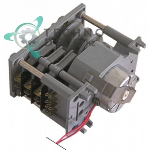 Таймер-программатор CDC 7803 230В 1 минута 3 камеры M37RN 4718 для посудомоечной машины ATA AL07D, AL54D и др.