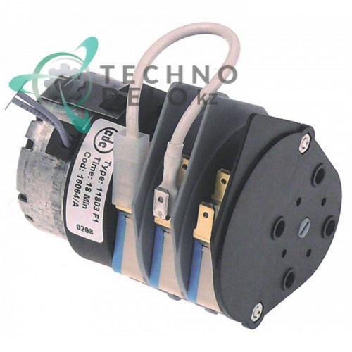 Таймер программатор CDC 11803F1/16064/A 18 минут 230В 16064 для Dihr, Kromo, Olis и др.