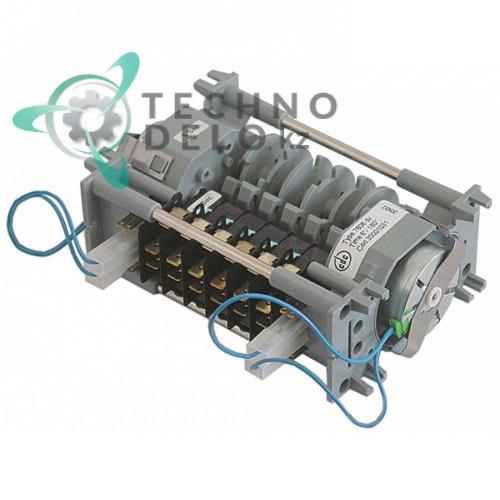 Таймер программатор 7806DV 230В 6 секунд/3 минуты 30001031 для CDC  Dihr, Kromo, Olis и др.