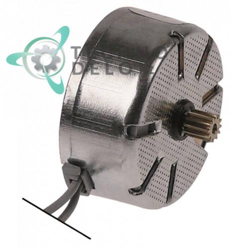 Микромотор CDC M37LN 24VAC диаметр 37мм для программатора посудомоечного и холодильного оборудования