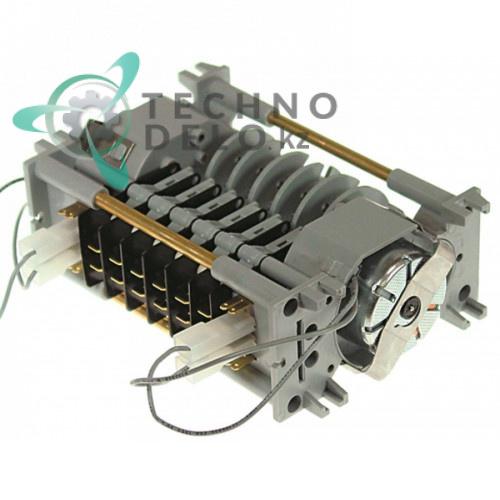 Таймер программатор CDC 7806DV 230В 6 секунд/3 минуты 30001032 для Dihr, Kromo, Olis и др.