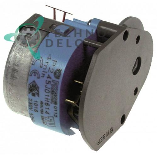 Таймер Fiber P245J01H614 4 минуты 230В 1016, F675 для гранитора CAB
