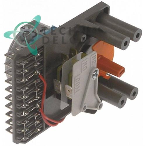 Таймер Fiber P365JR2J236 8 минут 230В 62044102 для Scotsman Barline 65/90, Simag и др.