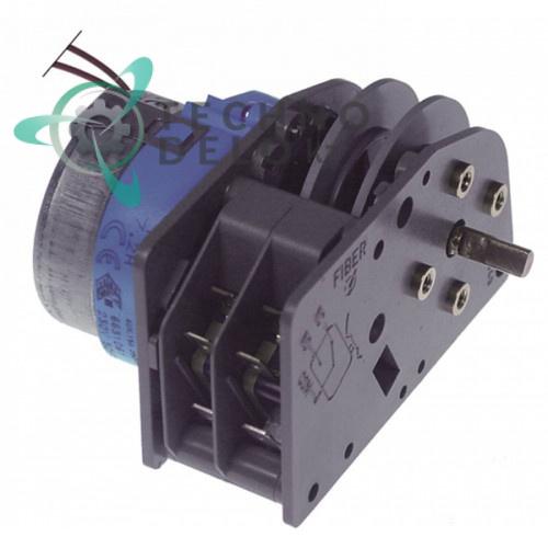 Таймер-программатор Fiber P255J02R0V2 (7,2ч 230В) FR995393 для шоковой заморозки Friulinox, Polaris и др.