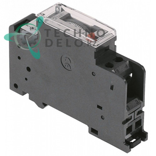 Таймер Flash Monomat (интервал 1-96 за 24 ч. 230В 1NO) для пром. холодильного оборудования