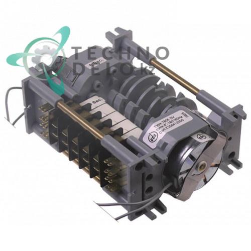 Таймер-программатор CDC 7805DV 6 секунд / 3 минуты 230В 5 камер 12024202 Z258412 для Fagor FI-48W/FI-64W/FI-72 и др.