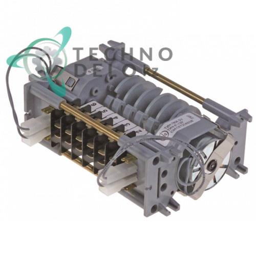 Таймер-программатор CDC 7806DV/CET2C6SGB 6/135 секунд 230В 6 камер M37RN/M37LN CET2C6SGB для Omniwash