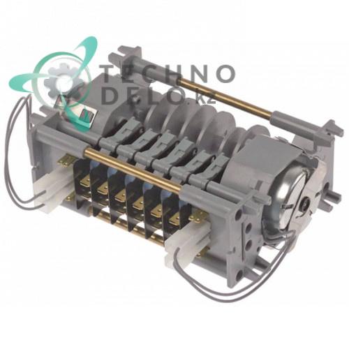 Таймер-программатор CDC 7806DV 230VAC 6 секунд/2 минуты M37R/M37L CET2C6S08 для Jemi, Omniwash, Hilta и др.