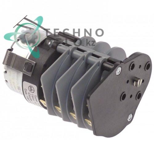 Таймер-программатор CDC 11904 10 минут 220-230VAC 4 камеры 23632 для льдогенератора Brema, Electrolux, NTF и др.