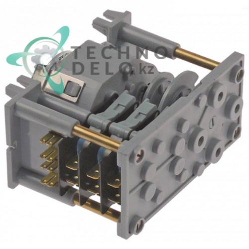 Таймер-программатор CDC 7803 230VAC 240 секунд 3 камеры мотор M37LN 12017931 R763006 для Fagor HEI-10-11 и др.