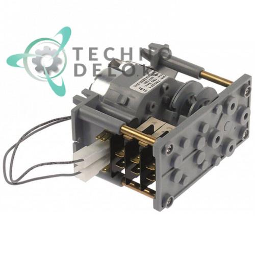 Таймер-программатор CDC 7803F1 180 секунд 230В 907180 для посудомоечной машины Silanos E45/E50/N700F/N700F PS и др.