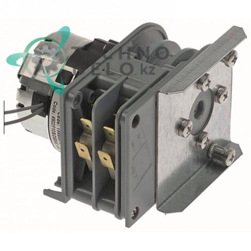 Таймер-программатор в комплекте CDC 4902F1/2305037 12 минут 230В 2 камеры 81414561 для Electrolux, Icematic и др.