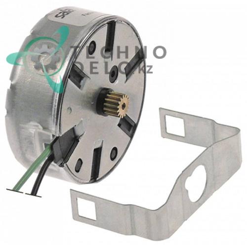 Микромотор таймера Saia LMZ165 / UDS40NE1RNZ165 / 230В (аналог Fiber M51BJ0L6400)