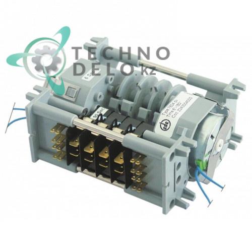 Таймер-программатор CDC 7804DV 230В 6 секунд/3 минуты 4 камеры Z243004 12024177 для Fagor FI-48/FI-64/FI-80 и др.