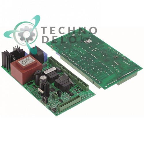 Электронная силовая плата PCB 183x103мм SCH094 GARBIN