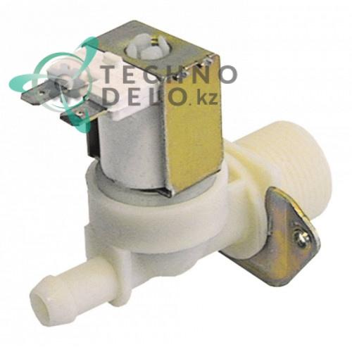 Клапан электромагнитный одинарный TP 24VDC 3/4 d11.5мм