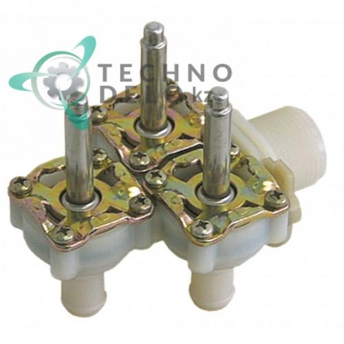 Корпус клапана тройной Muller 069110 3/4 d14.5мм 0113260 для Meiko GK60