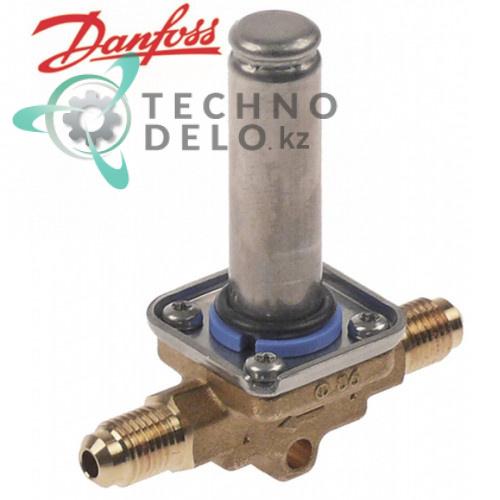 Корпус клапана Danfoss NC EVR3 32F8107 подключение 7/16 UNF (1/4 SAE) 45bar