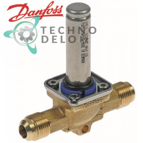 Корпус клапана Danfoss NC EVR 6 подключение 5/8 UNF (3/8 SAE) 35bar
