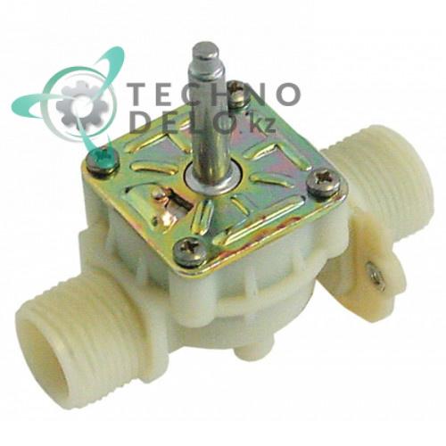Корпус клапана Muller 071024 прямой 3/4 0113222 посудомоечной машины Meiko