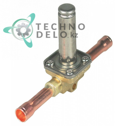 Корпус клапана Danfoss NC EVR3 паечное соединение 10мм прямой