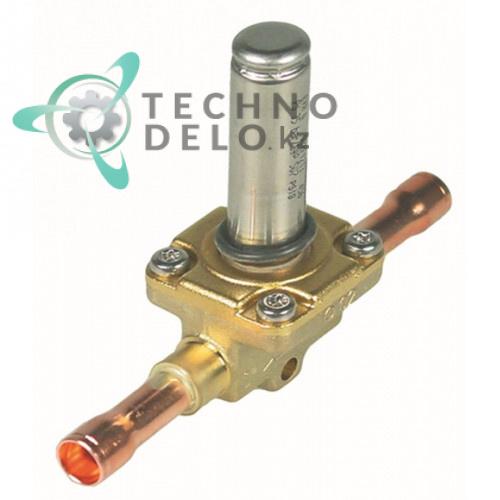 Корпус клапана Danfoss NC EVR6 10мм соединение 35бар